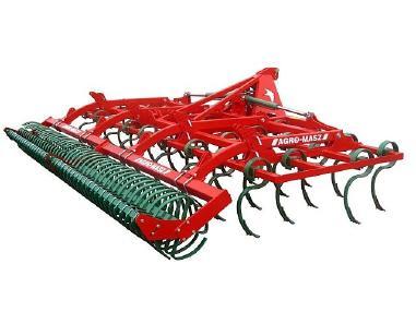 Toprak işleme makinesi - Diğer Leichtgrubber AGRO-MASZ