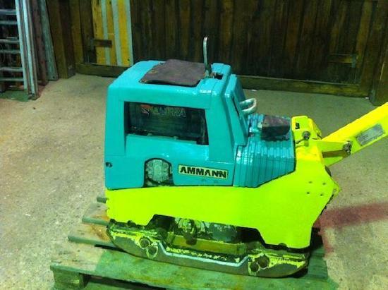 Ammann AVH 4020 / HATZ-Diesel