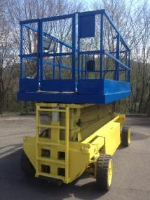 Makaslı platform - Holland Lift X108EL16
