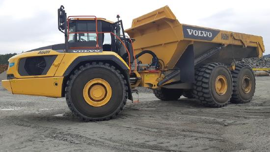 Volvo A60H - SOLD -