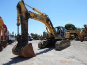 New Holland Kobelco E 485