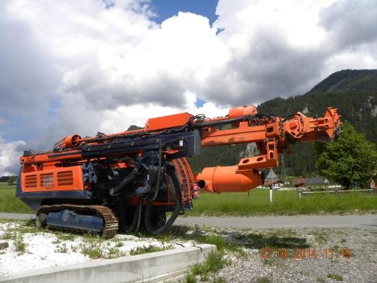 Sandvik TITON 600