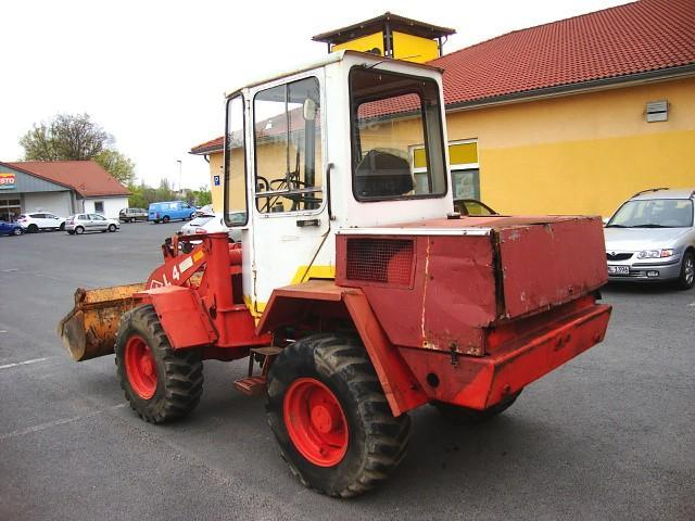 व्हील लोडर - O&K L4-1 Radlader 4t wheelloader 5000h
