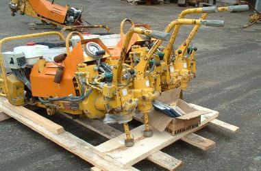 Machine de construction de quais - Robel Robel 800 30.42