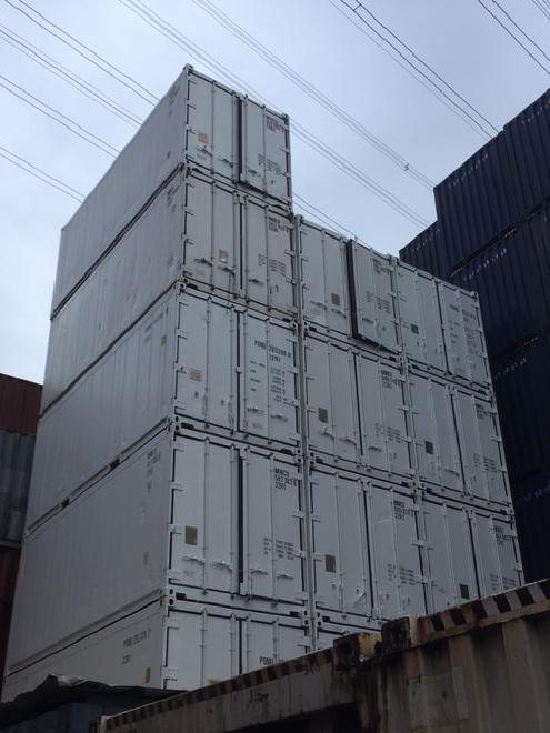 20 Fuß Carrier  ML2i  Kühlcontainer Kühlzelle Reefer Container Bj. 2001