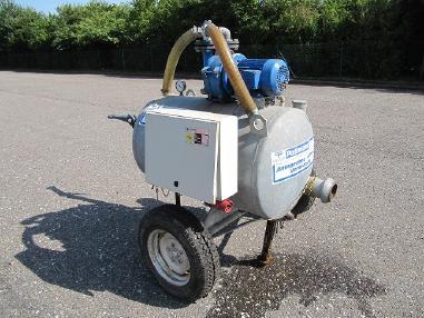 Yeraltı suyu iyileştirme tesisi - Pollmann Junior 2000