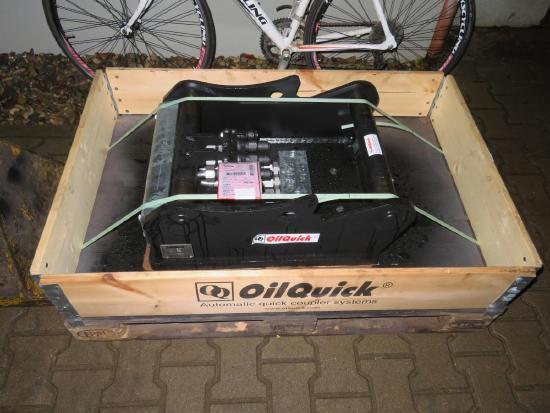 Oilquick OQ 65 und OQ 70-55