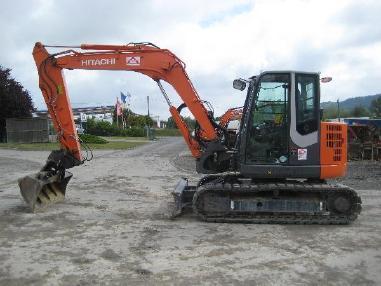 Escavatore cingolato - Hitachi ZX85USBLC-3