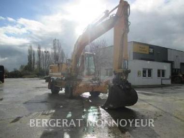 Excavator mobil - Liebherr A912