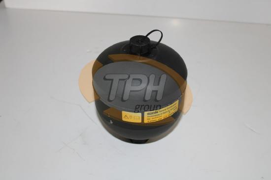 Hydac SB0330 Druckbehälter 472 bar Stickstoff geeignet