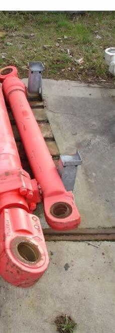 O&K Hydraulikzylinder MH City / MH 4.5