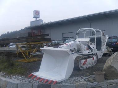 Tunnelbaumaschine - Deilmann Haniel L513 SD