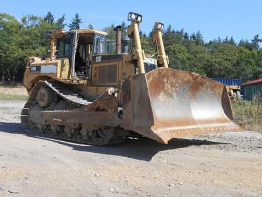Bulldozer - Caterpillar CAT D8R XL _ 1997