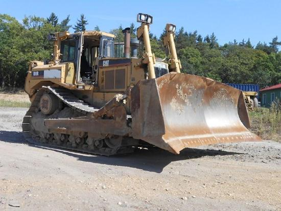 Caterpillar CAT D8R XL _ 1997
