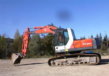 Excavadora de cadenas - O&K RHplus