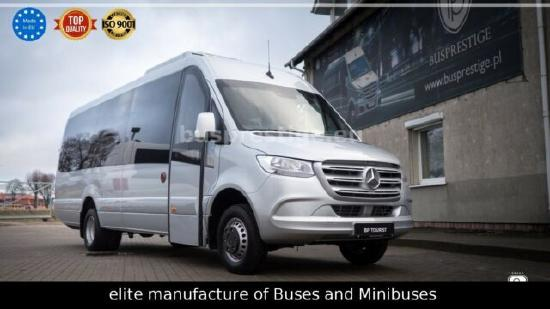Mercedes Benz Sprinter 519 | BUSPRESTIGE TRANSFER XL 24S|BP377