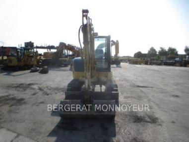 Tracked excavator - Komatsu PC50