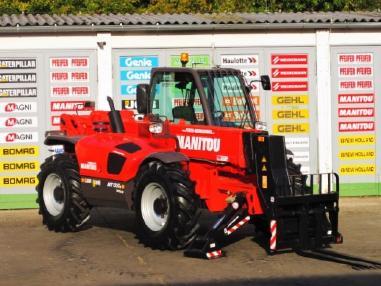伸缩臂式装载机 - Manitou Manitou MT 1235 S Serie III-E2 ** 12m / 3.5t. **