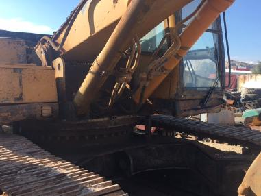 Rupsgraafmachine - Caterpillar 330 LN
