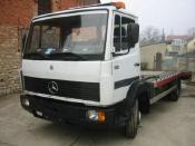 Mercedes Benz 814L Luftgefedert