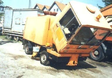 Atık aracı - Diğer MTTV II