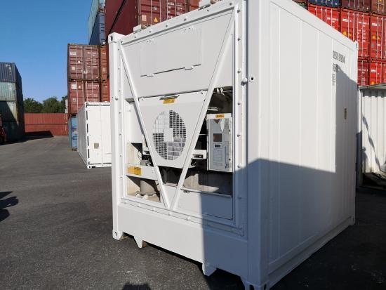 ML2i 10 Fuß Carrier Kühlcontainer Kühlzelle Reefer Container  Bj. 2006