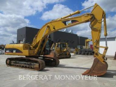 Tracked excavator - Caterpillar 325CLN