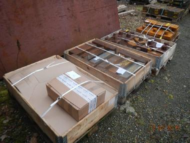 Ezici değirmen - Diğer Schlagleisten Prallplatten