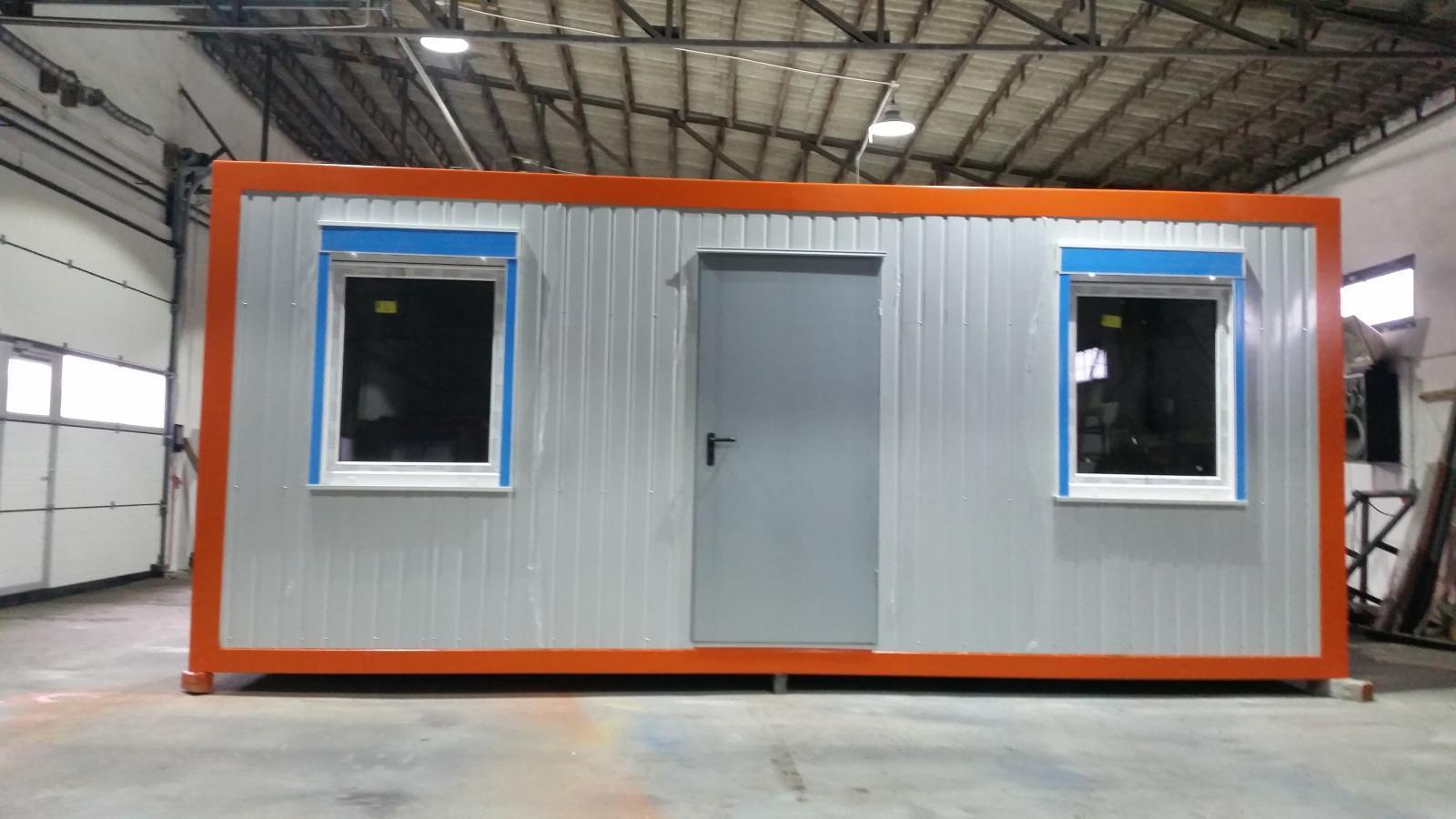 Wohncontainer Burocontainer Neu Pl Wper 2571 Jm