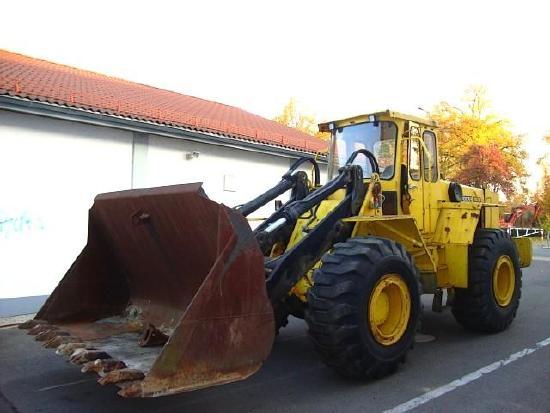 Volvo Radlader BM 4500 wheelloader 3,1m³ m. Zähne