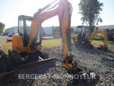 Excavator cu lanţ - JCB 8035Z