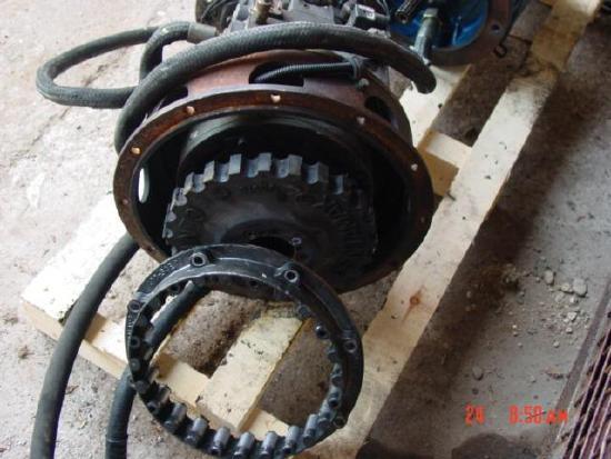 Kupplung für Sieb/Brecheranlagen für Deutzmotoren