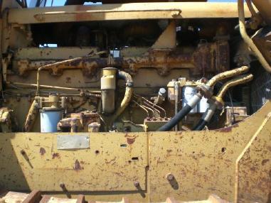 Bulldozer - Caterpillar D8K