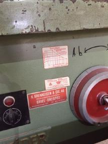 Milling machine - Schneider unb.