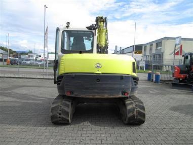 Miniexcavator - Kubota KX080-3 alpha