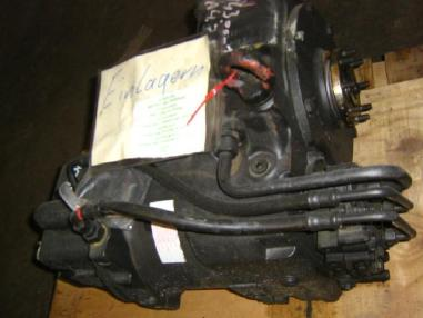 Powershift Transmission - ZF ZHL-100