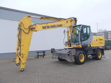 Koparka mobilna - New Holland MH 6.6