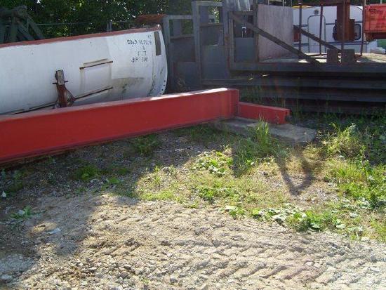 Mannesmann-Demag Kranbahn Dart