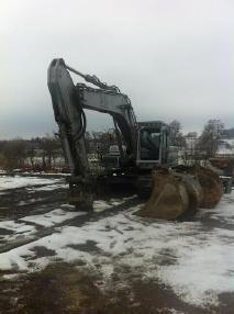 Escavatore cingolato - Doosan DX 300
