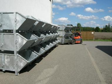 Решетъчен контейнер - Maier Kleincontainer