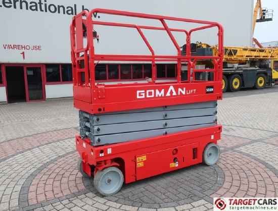 S08N Electric Scissor Work Lift 1000cm New Unused