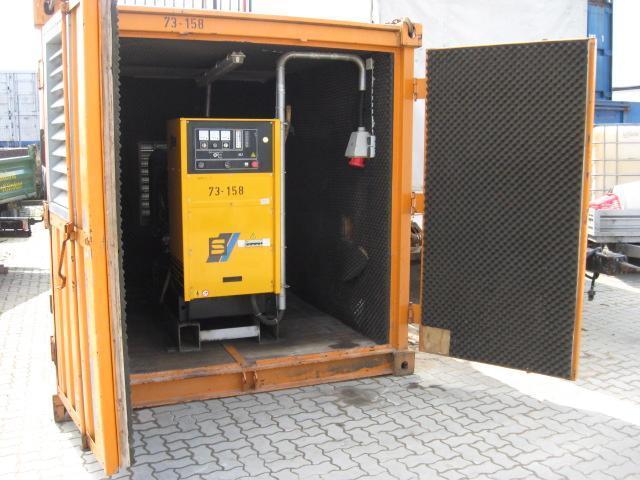 发电机 - Sdmo 60 KVA