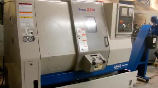 Doosan LYNX 220L