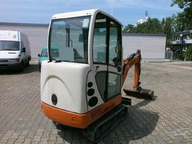 小型挖掘机 - Terex-Schaeff HR1,6