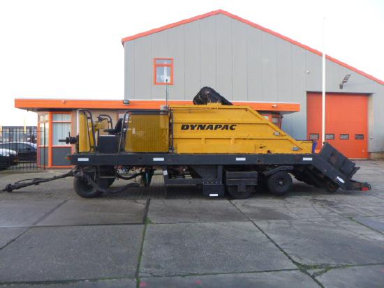 Dynapac HR21 Chip Spreader / Seal Coater