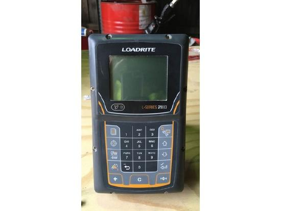 Trimble Loadrite (954) L 2180 Waage / scale weighing syste