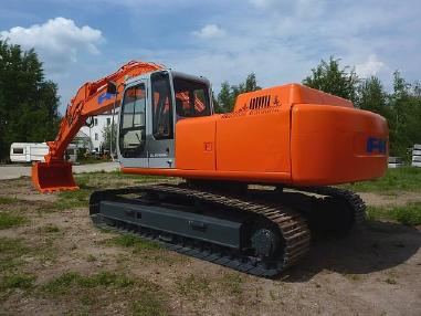 Excavadora de cadenas - Fiat-Kobelco EX 255 ELM