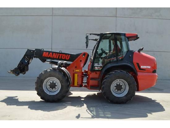 Manitou MLA-T 533-145 V+ Elite (Demo)