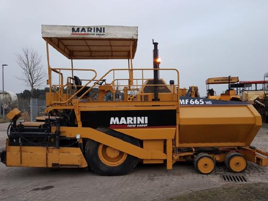 Marini MF665WD2