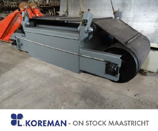 BAMAG  Electro Magnetic Conveyor Belt BB800mm